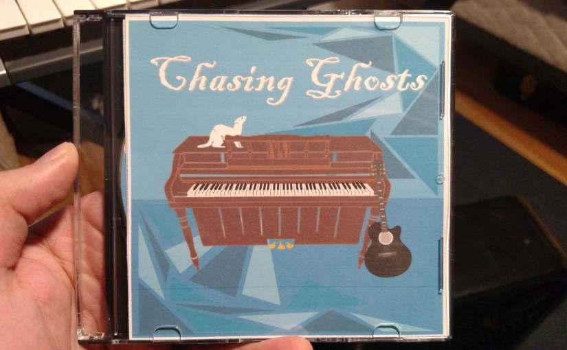 Luke Smith – Chasing Ghosts (New EP!)