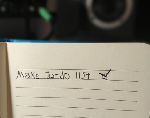Make To Do List