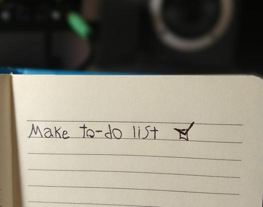 Make To Do List