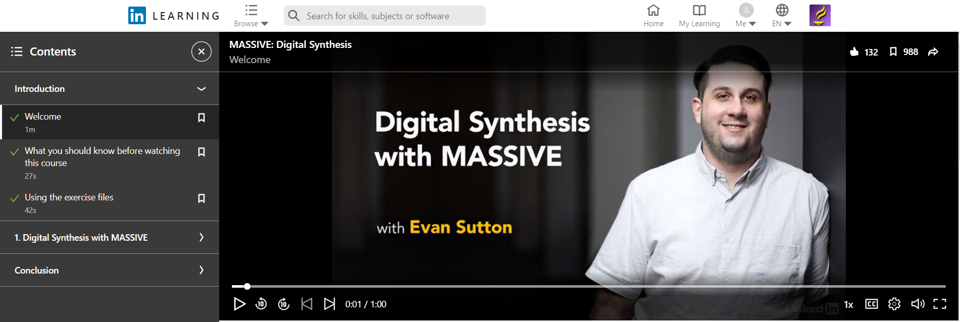 Digital Synthesis Massive
